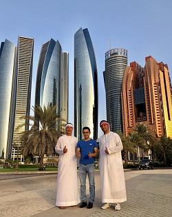 Tour Du lịch Huyền Thoại Trung Đông: UAE và JORDAN