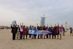 Tour Dubai - Abu Dhabi Trọn Gói 2020