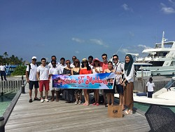 Tour Du lịch Maldives 6 Ngày Bay Malaysia Airlines