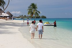 Tour Du lịch Maldives cao cấp bay Singapore Airlines