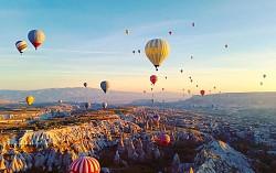 Tour Du lịch Thổ Nhĩ Kỳ 9 Ngày bay Turkish Airlines 2020