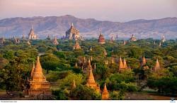 Tour Du lịch Hành Hương Myanmar - Yangon - Bagan 4 Ngày