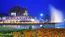11 điểm du lịch hút khách nhất của Thái Lan