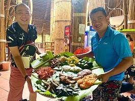 Ẩm thực quê mê hoặc du khách khi đến Quảng Bình