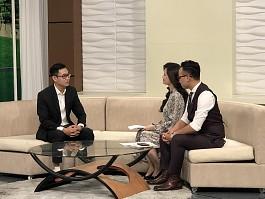 CEO VietSense Travel chia sẻ khó khăn do tác động dịch Covid-19 trong chương trình Cafe sáng