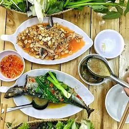 Chảy nước miếng với gỏi cá Nam Ô của Đà Nẵng