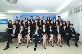 Đội Ngũ Nhân Sự VietSense Travel