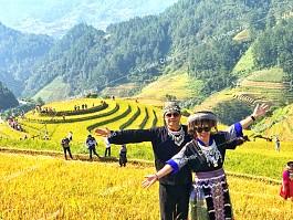 Mù Cang Chải top 10 ruộng bậc thang đẹp nhất thế giới