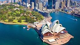 Những điểm đến lừng danh thế giới của du lịch Úc