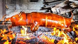 Phát thèm món lợn sữa quay Bali, Indonesia