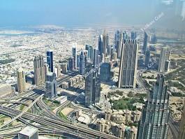 Toàn cảnh du lịch Dubai qua ảnh