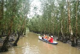 Chiêm ngưỡng vẻ đẹp Sông nước Miền Tây