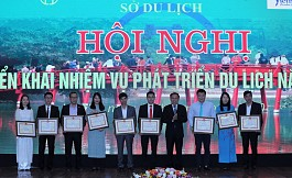 VietSense Travel vinh dự đón nhận bằng khen của Bộ VHTT và Du lịch 2019