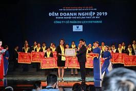 VietSense Travel được Chủ tịch UBND TP Hà Nội Nguyễn Đức Chung tặng Bằng khen