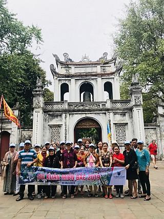 Sapa - Ninh Bình - Hạ Long - Hà Nội