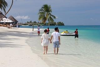 Tour Du lịch Maldives cao cấp bay Singapore Airlines