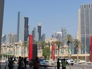 Hà Nội - Singapore - Dubai - Abu Dhabi 6 Ngày